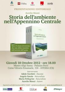 locandina presentazione ATESSA 18 ottobre 2012